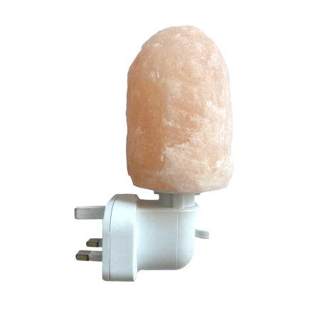 Natural Therapeutic Himalayan Rock Salt Plug In Lamp