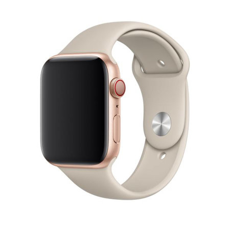 Official Apple Watch Sport Band 40mm - Stone