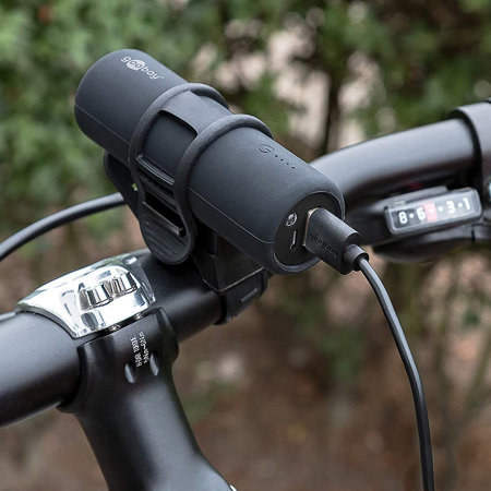 Goobay USB Bike Power bank 5.0  - Black