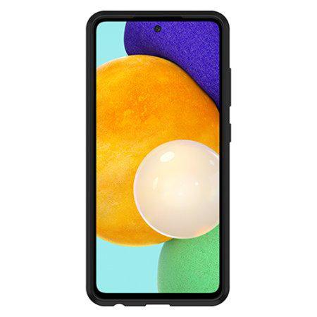 OtterBox React Samsung Galaxy A52 Ultra Slim Protective Case - Black