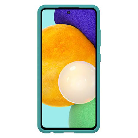 OtterBox React Samsung Galaxy A52 Ultra Slim Protective Case - Blue