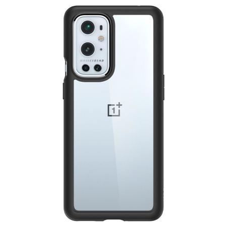 Spigen Ultra Hybrid OnePlus 9 Pro Case - Matte Black