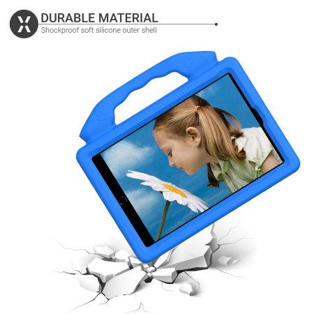 Olixar iPad Mini 3 2014 Protective Silicone Case - Blue