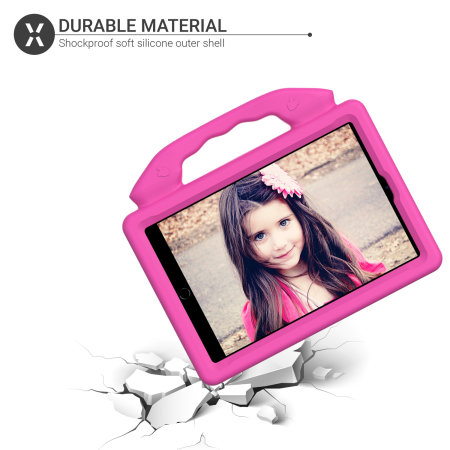 Olixar iPad Mini 2 2013 2nd Gen. Protective Silicone Case - Pink