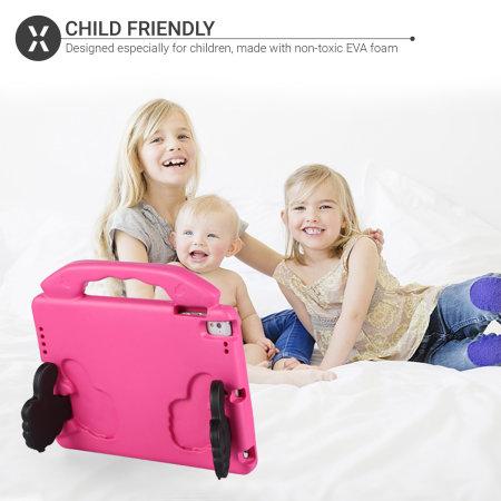 "Olixar iPad Pro 9.7"" 2016 1st Gen. Child-Friendly Handle Case - Pink"