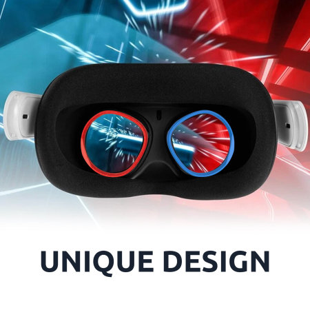 Oculus Quest 2 Lens Protectors & Face Cover For Glasses Wearers