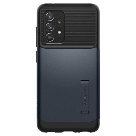 Spigen Slim Armor Samsung Galaxy A52 Ultra-Thin Case - Metal Slate