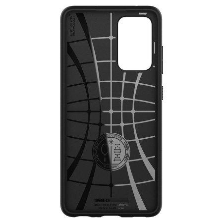Spigen Core Armor Samsung Galaxy A52 Protective Case - Black