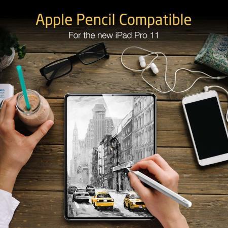 "Olixar iPad Pro 11"" 2021 3rd Gen. Tempered Glass Screen Protector"