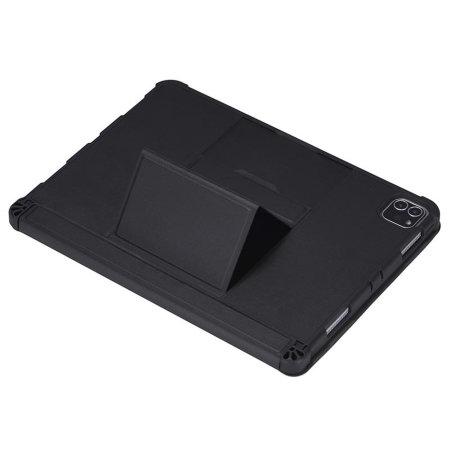 """4Smarts iPad Pro 11"""" 2021 3rd Gen.  Keyboard Case W/ Pen Holder- Black"""
