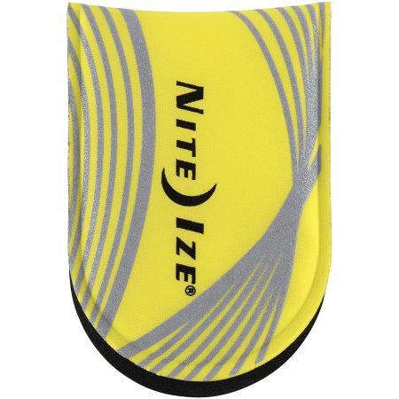 Nite Ize Reflective LED Magnetic Exercise Marker Light - Neon Yellow