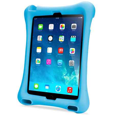 "Olixar Big Softy iPad Pro 9.7"" 2016 1st Gen. Tough Kids Case - Blue"