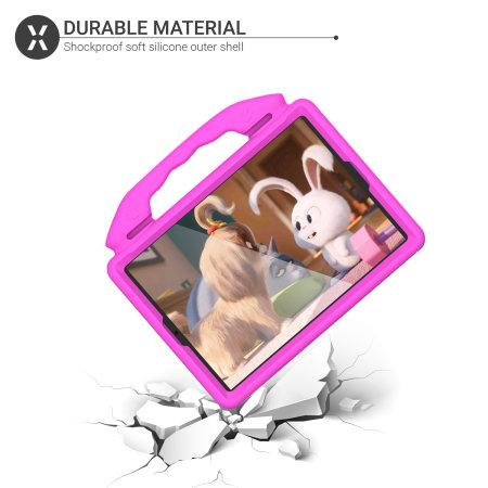 "Olixar iPad 10.2"" 2020 8th Gen. Child-Friendly Case - Pink"