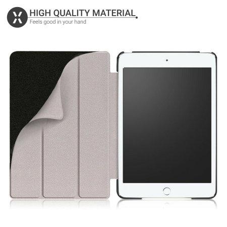 Olixar iPad 10.2 2020 8th Gen. Folio Smart Case - Black