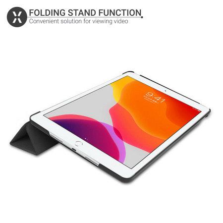 """Olixar iPad 10.2"""" 2019 7th Gen. Folio Smart Case - Rose Gold"""