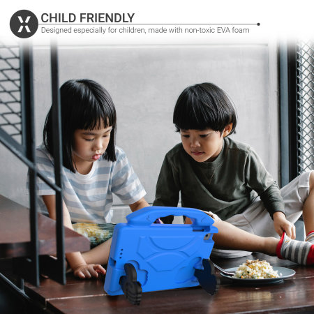 Olixar iPad Mini 6 2021 6th Gen. Protective Silicone Case - Blue