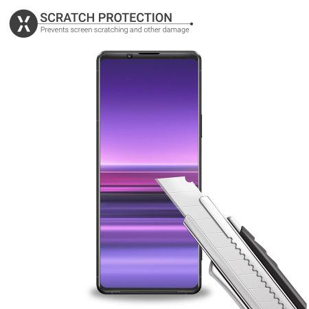 Olixar Sony Xperia 1 III Film Screen Protectors - Two Pack