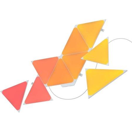 Nanoleaf Shapes LED Smart Triangle Lights Starter Kit - 9 Pack