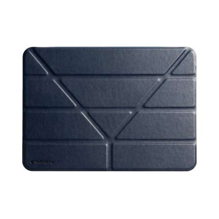 "SwitchEasy Origami iPad Pro 11"" 2020 2nd Gen. Leather Folio Case- Blue"