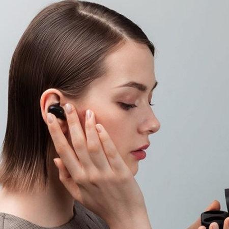 Official Xiaomi Mi Basic 2 True Wireless Earbuds - Black