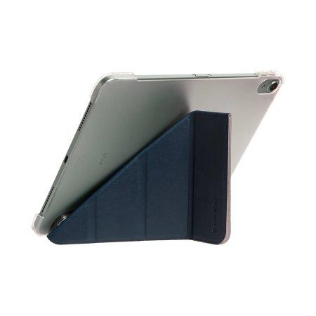 "SwitchEasy Origami iPad Pro 12.9"" 2020 4th Gen. Wallet Case - Blue"