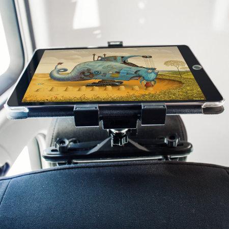 Olixar iPad Pro Car Headrest Mount - White