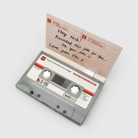 Send A Recordable Personalised Audio Message Greeting Card