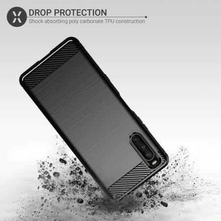 Olixar Sentinel Sony Xperia 1 III Case & Glass Screen Protector