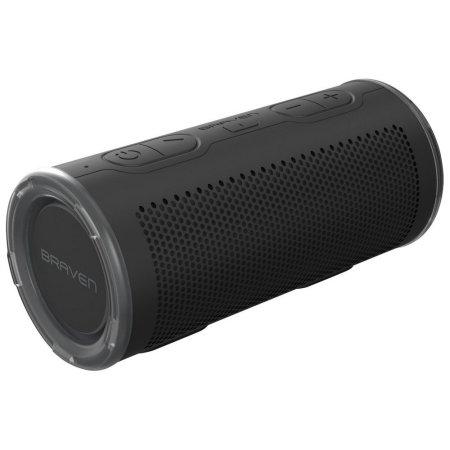 Braven Stryde 360 Portable Waterproof Wireless Speaker - Black