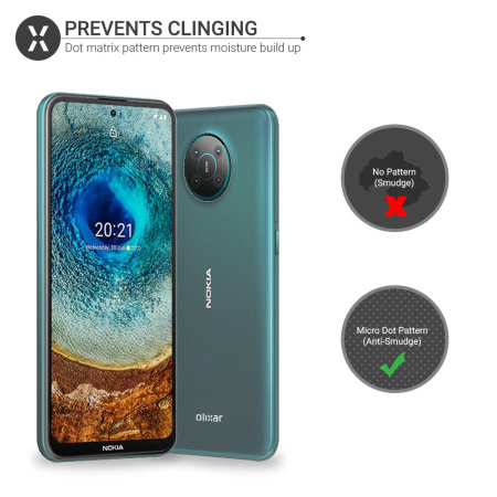 Olixar Flexishield Nokia X10 Ultra-Thin Case - 100% Clear