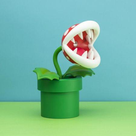 Paladone Super Mario Piranha LED Plant W/ Flexible Head