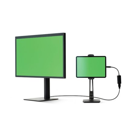 Twelve South HoverBar Duo iPad Clamp Stand W/ Adjustable Arm - Black