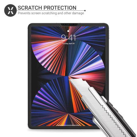 """Olixar iPad Pro 12.9"""" 2018 3rd Gen. Precision Film Screen Protector"""