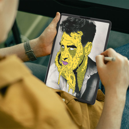 "Olixar iPad Pro 12.9"" 2020 4th Gen. Precision Film Screen Protector"