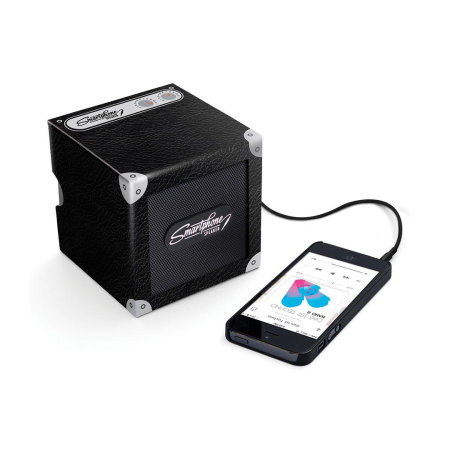 Luckies Portable Battery Powered Smartphone Speaker With Aux Cable