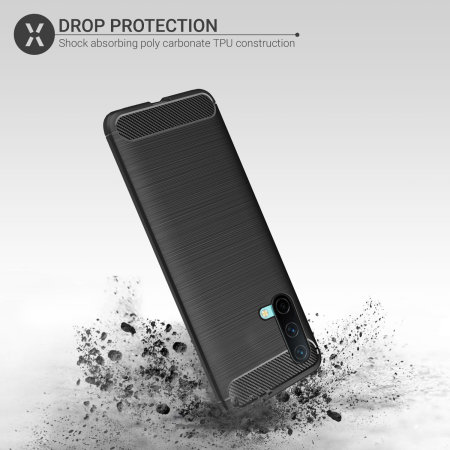 Olixar Sentinel OnePlus Nord CE 5G Case & Glass Screen Protector