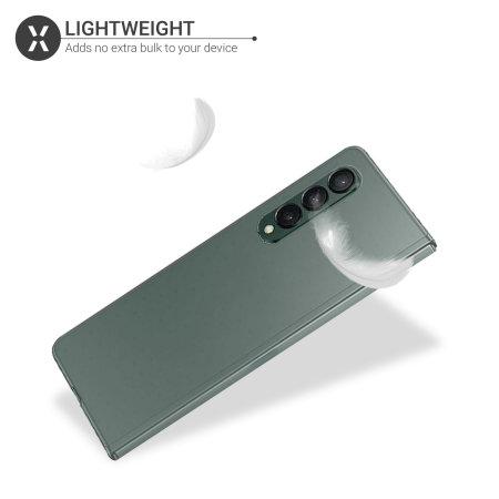 Olixar Samsung Galaxy Z Fold 3 Crystal Case - 100% Clear