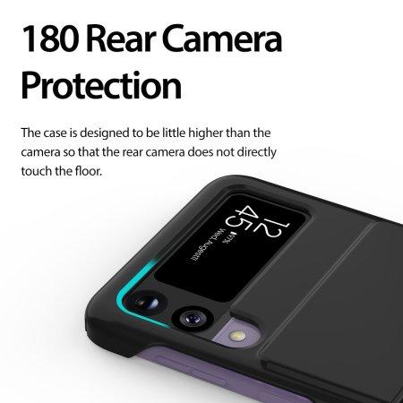 Araree Aero Flex Samsung Galaxy Z Flip 3 Protective Case - Black