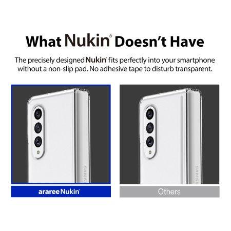 Araree Nukin Samsung Galaxy Z Fold 3 Case - Crystal Clear
