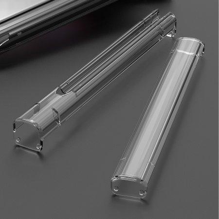 Araree Nukin 360P Samsung Galaxy Z Fold 3 Case - Crystal Clear