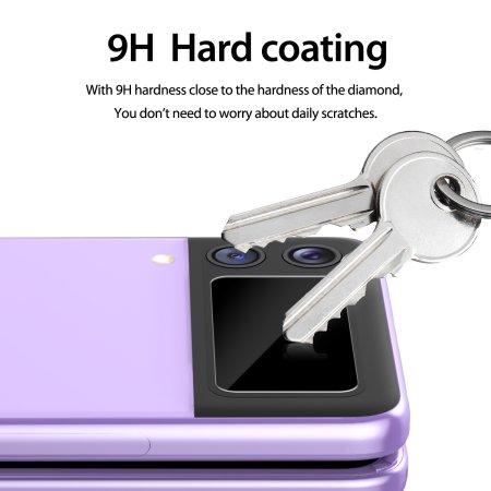 Araree Sub-Core Samsung Galaxy Z Flip 3 Front Glass Screen Protector