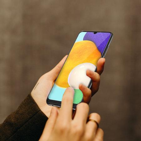 Olixar Samsung Galaxy A03S Film Screen Protectors - Twin Pack