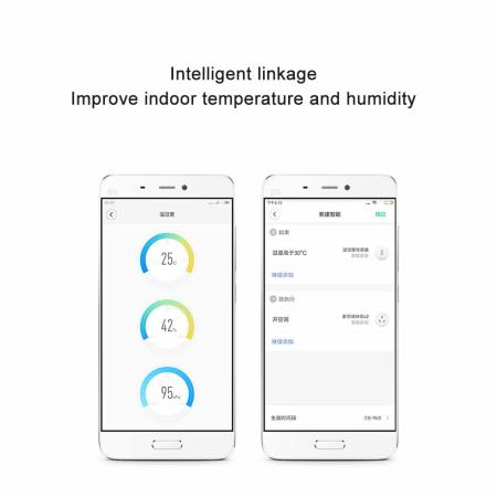 Xiaomi Aqara Temperature, Humidity & Atmospheric Pressure Sensor