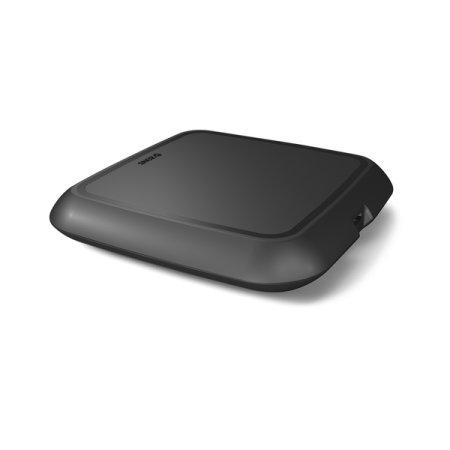 Zens Qi-certified 15W Fast Wireless Charging Pad - Black