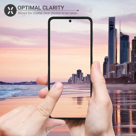Olixar Samsung Galaxy Z Flip 3 Camera Protectors - Twin Pack