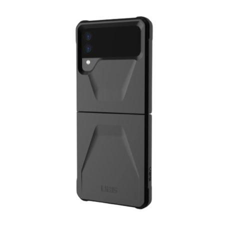 UAG Civilian Samsung Galaxy Z Flip 3 Tough Case - Black