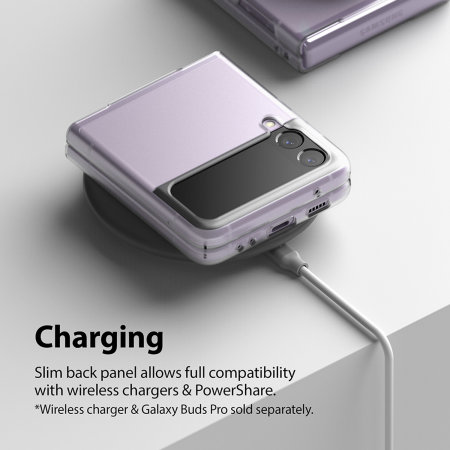 Ringke Slim Samsung Galaxy Z Flip 3 Tough Case - Matte Clear