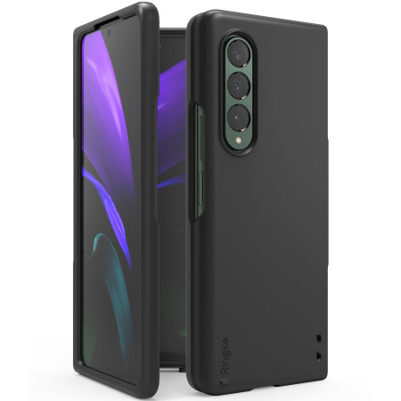 Ringke Slim Samsung Galaxy Z Fold 3 Tough Case - Black