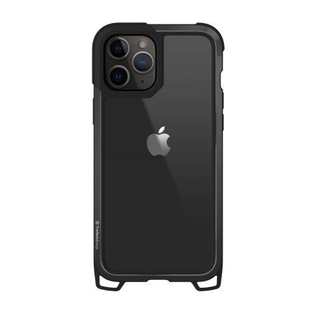 SwitchEasy Odyssey iPhone 13 Pro Max Case With Inbuilt Strap - Black