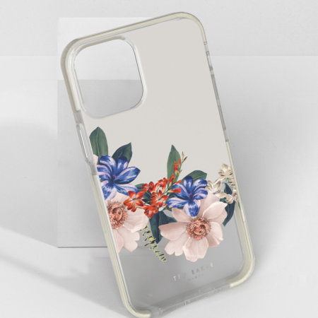 Ted Baker Jamboree iPhone 13 Anti-shock Case - White